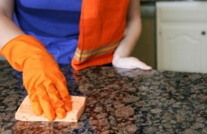cleaninggranite
