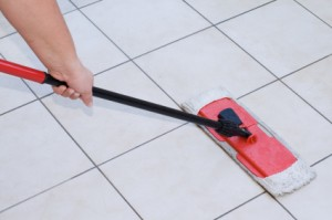 mopping-ceramic-tile